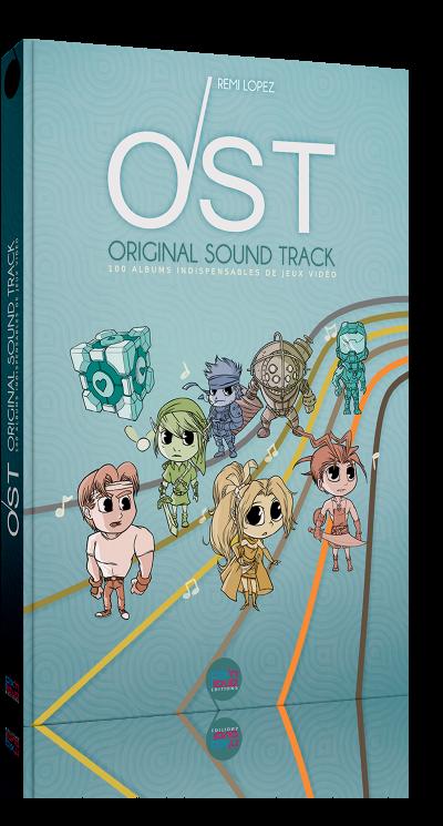 OST - 100 albums indispensables de jeux vidéo