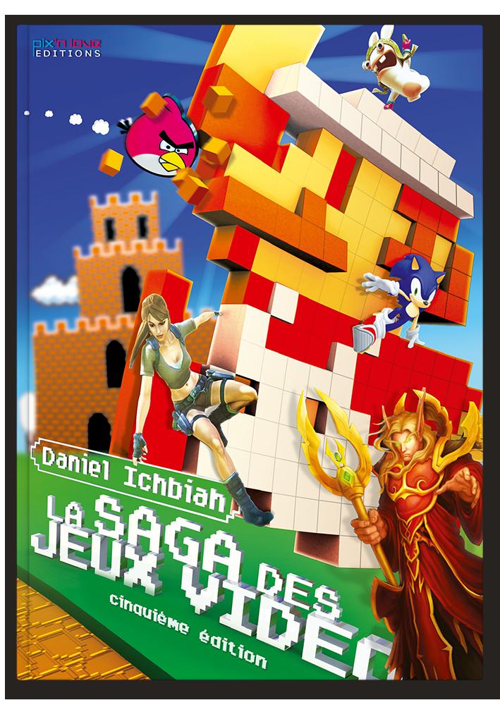 La Saga Des Jeux Video Pix N Love