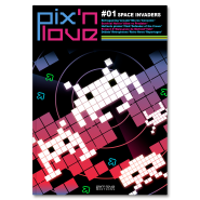 Pix'n Love #01 - Space Invaders