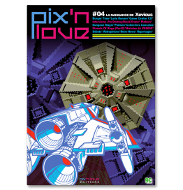 Pix'n Love #04 - Xevious