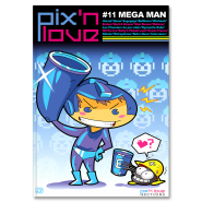 Pix'n Love #11 - Mega Man