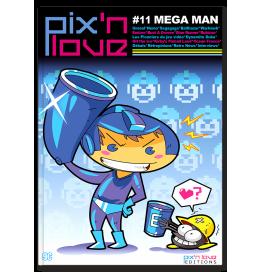 Pix'n Love #11 - Mega Man