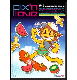 Pix'n Love #12 - Adventure Island