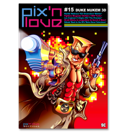Pix'n Love #15 - Duke Nukem 3D