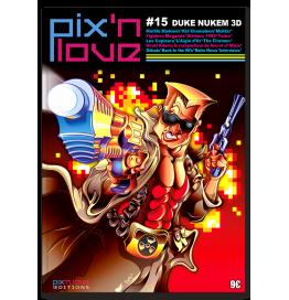 Pix'n Love #15 - Duke Nukem 3D