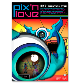 Pix'n Love #17 - Phantasy Star