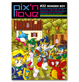 Pix'n Love #22 - Wonder Boy