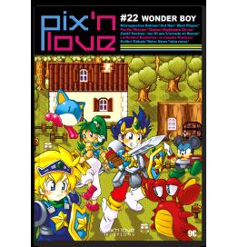 Pix'n Love #22 - Wonder Boy