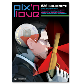 Pix'n Love #26 - GoldenEye
