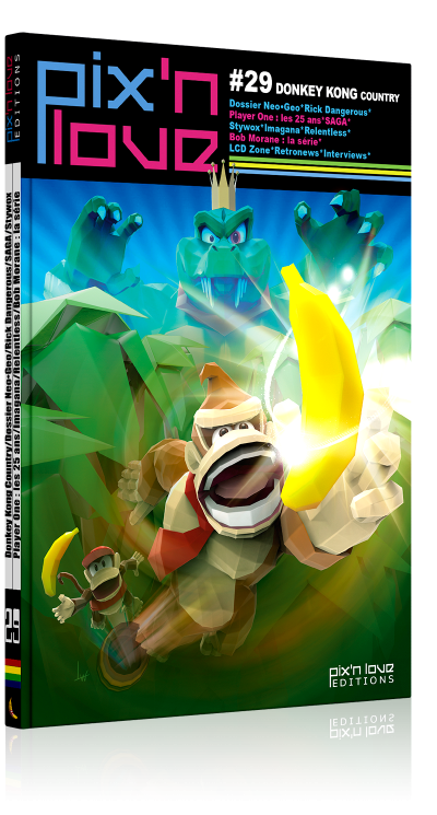 Pix'n Love #29 - Donkey Kong Country