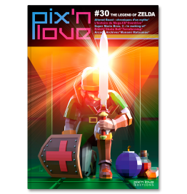 Pix'n Love #30 - The Legend of Zelda