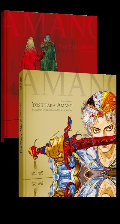 Yoshitaka Amano - Art Edition