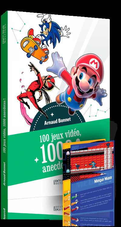 100 jeux vidéo, 1000 anecdotes - Skill Edition