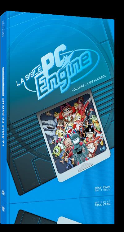 La Bible PC Engine vol.1 - Les HuCARDS