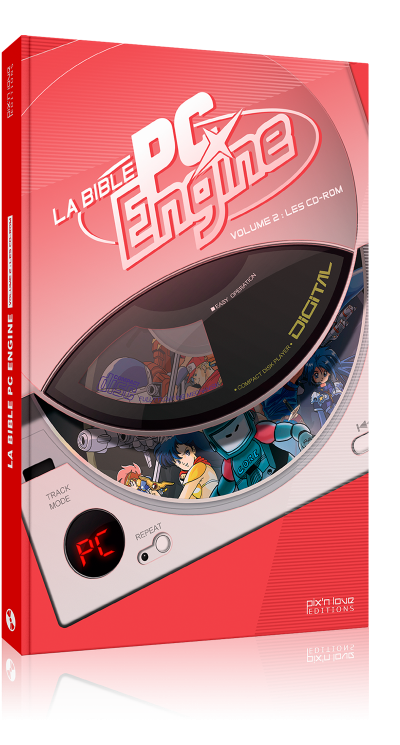 La Bible PC Engine vol.2 - Les CD-ROM