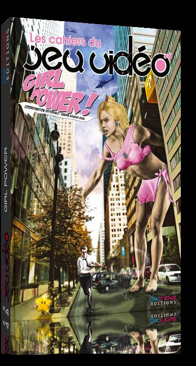 Les Cahiers du Jeu Vidéo #4 - Girl Power