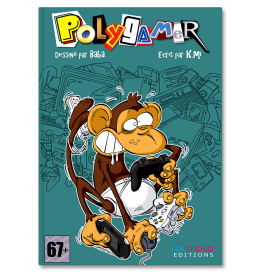 Polygamer - Une BD de gamers