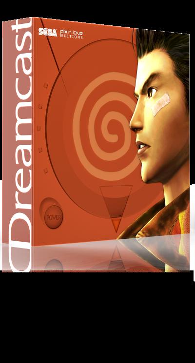 L'Histoire de la Dreamcast - Shenmue Edition