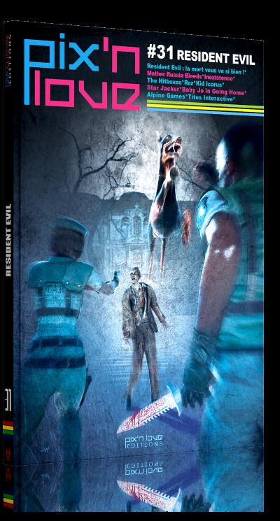 Pix'n Love #31 - Resident Evil