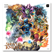 Shovel Knight - Soundtrack (2 Vinyles)
