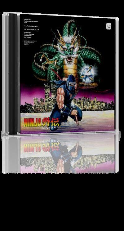 Ninja Gaiden - The Definitive Soundtrack Vol.2