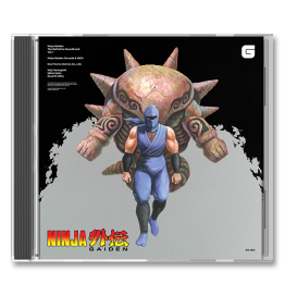 Ninja Gaiden - The Definitive Soundtrack Vol.1