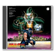 Ninja Gaiden Vol.2 - Soundtrack (CD)