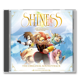 Shiness - Soundtrack (2 CD)