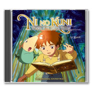 Ni no Kuni - Soundtrack (2 CD)