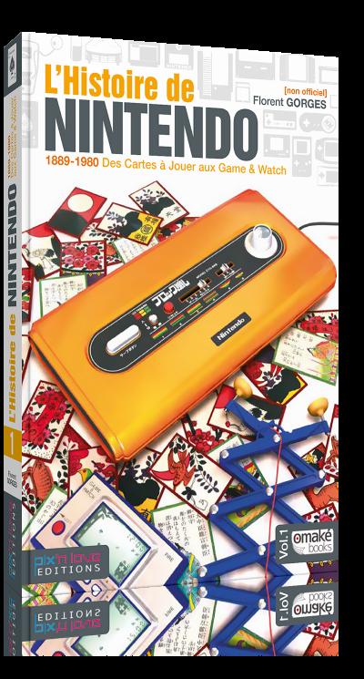 L'Histoire de Nintendo Vol.1 - Les cartes à jouer