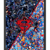 "Tableau "" Batman vs. Superman "" (120 x 75 cm)"