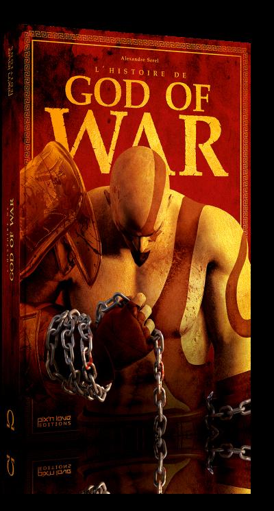L'Histoire de God of War