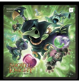 Shovel Knight - Plague of Shadows - Soundtrack (vinyle)