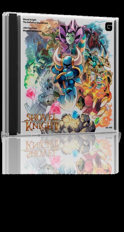 Shovel Knight - Soundtrack (CD)