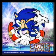 Sonic Adventure - Soundtrack (2 vinyles)