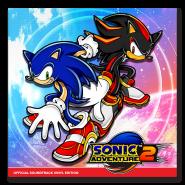 Sonic Adventure 2 - Soundtrack (2 vinyles)
