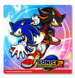 Sonic Adventure 2 - Soundtrack (2 vinyles)