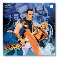 Art of Fighting - Soundtrack (vinyle)