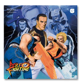 Art of Fighting - Soundtrack (vinyle)