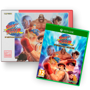 Street Fighter 30th Anniversary Collection - Edition Collector Xbox One