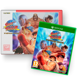 Street Fighter 30th Anniversary Collection – Edition Collector Xbox One
