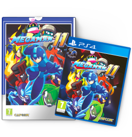 Mega Man 11 - Collector's Edition Xbox One -