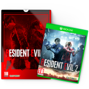 Resident Evil 2 - Edition Limitée Xbox One