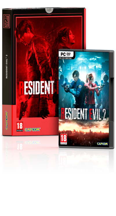 Resident Evil 2 - Edition Collector PC