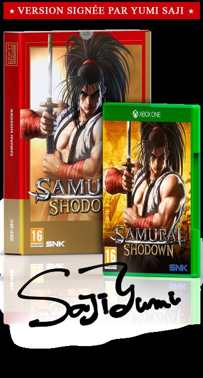Samurai Shodown - Edition Collector Signée Xbox One
