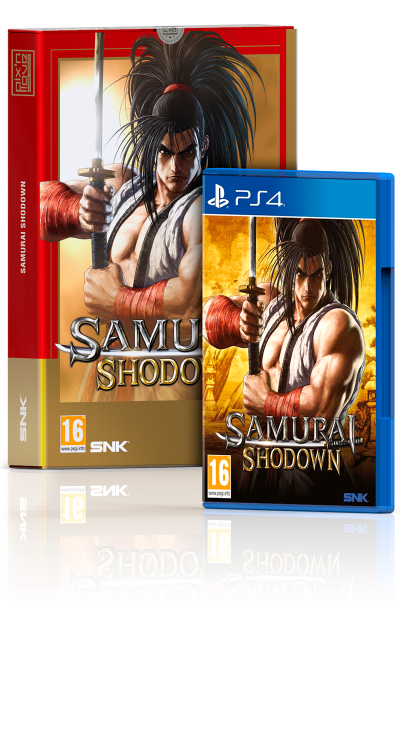 Samurai Shodown - Edition Collector PS4