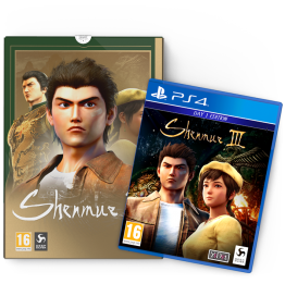 Shenmue III - Edition Collector PS4