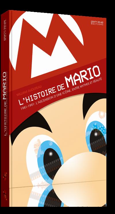 L'Histoire de Mario vol.1 - L'ascension d'une icône