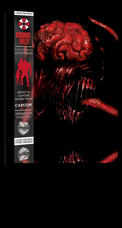 Resident Evil 2 - Soundtrack (Vinyle)