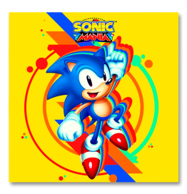Sonic Mania - Soundtrack (Vinyle)